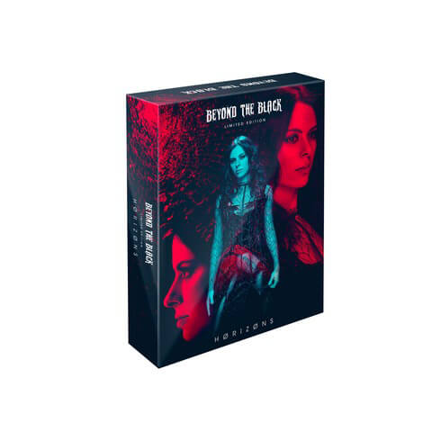 Horizons (Ltd. Box Edition) von Beyond The Black - Box jetzt im Beyond The Black Shop