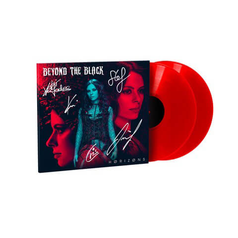Horizons (Ltd. Signed 2LP) von Beyond The Black - 2LP jetzt im Beyond The Black Shop